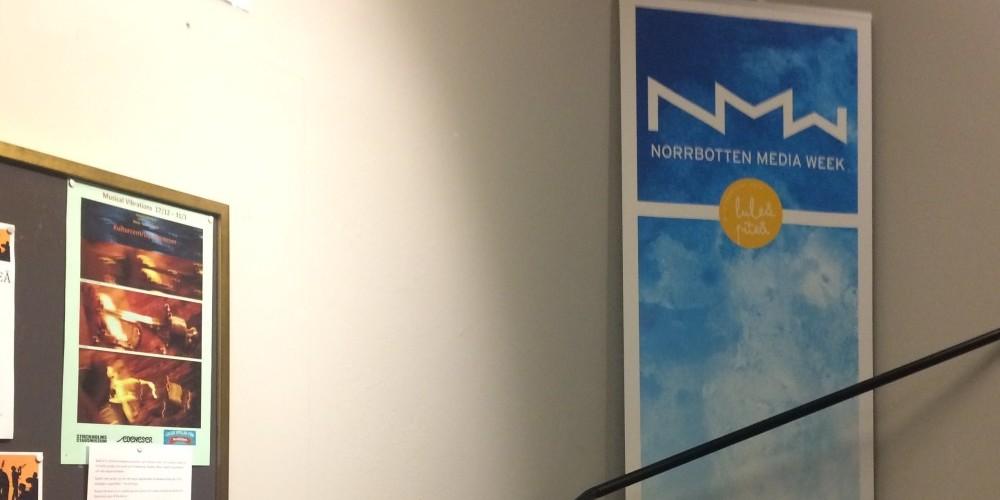 Vad är Norrbotten Media Week?