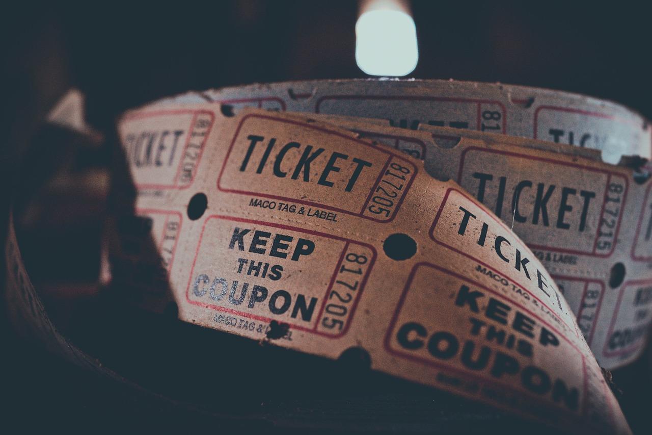 Biljetter och förköp!