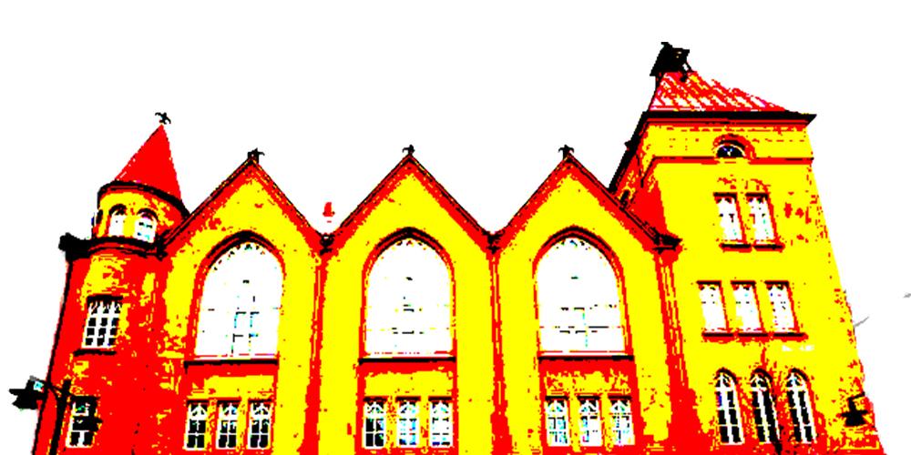 Ett ideellt kulturhus med mersmak!